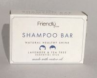 Lavender & Tea Tree Shampoo Bar by Friendly Soap