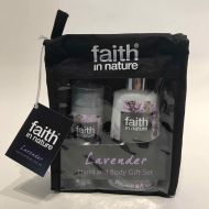 Lavender Hand & Body Gift Set by Faith in Nature