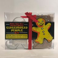Gingerbread People - Make Your Own Kit