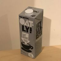 Oatly Barista Oat Drink