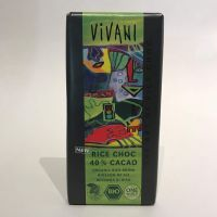 Vegan Rice Milk Chocolate by Vivani